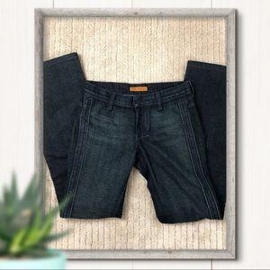 James Cured by Seun Dark Wash Denim Jeans Size 25